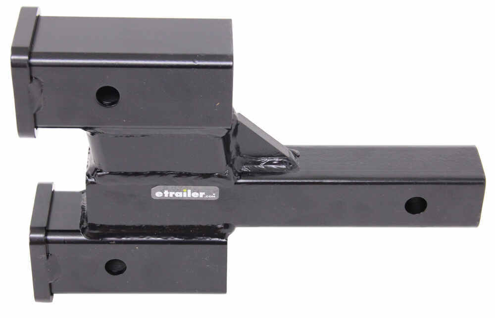 Roadmaster dual hitch receiver adapter quot drop rise