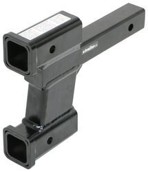 Roadmaster <strong>Dual</strong> <strong>Hitch</strong> Receiver Adapter, 6&quot; Drop/Rise - RM-077-6