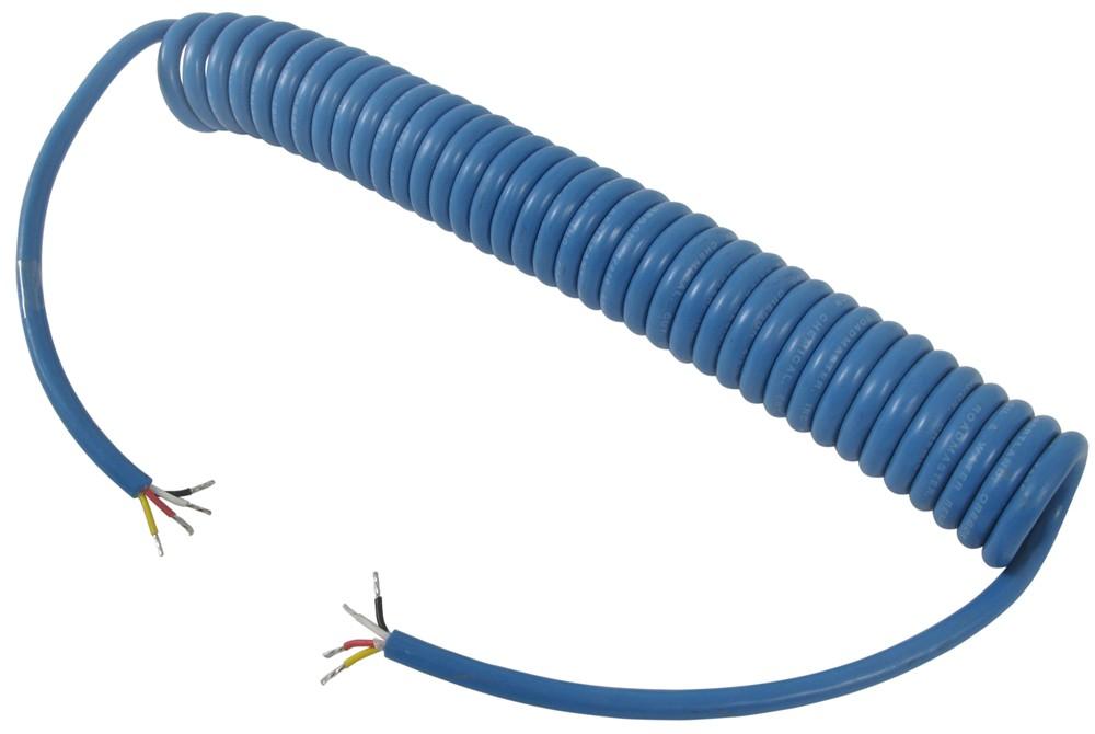 roadmaster 4-wire flexo-coil cord roadmaster accessories and parts rm-1064-b