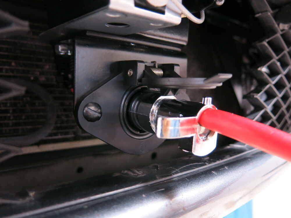 2012 Honda Odyssey Tow Bar Wiring