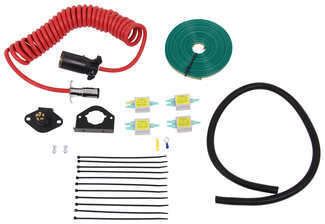 Roadmaster Diode 7-Wire to 6-Wire Flexo-Coil Wiring Kit