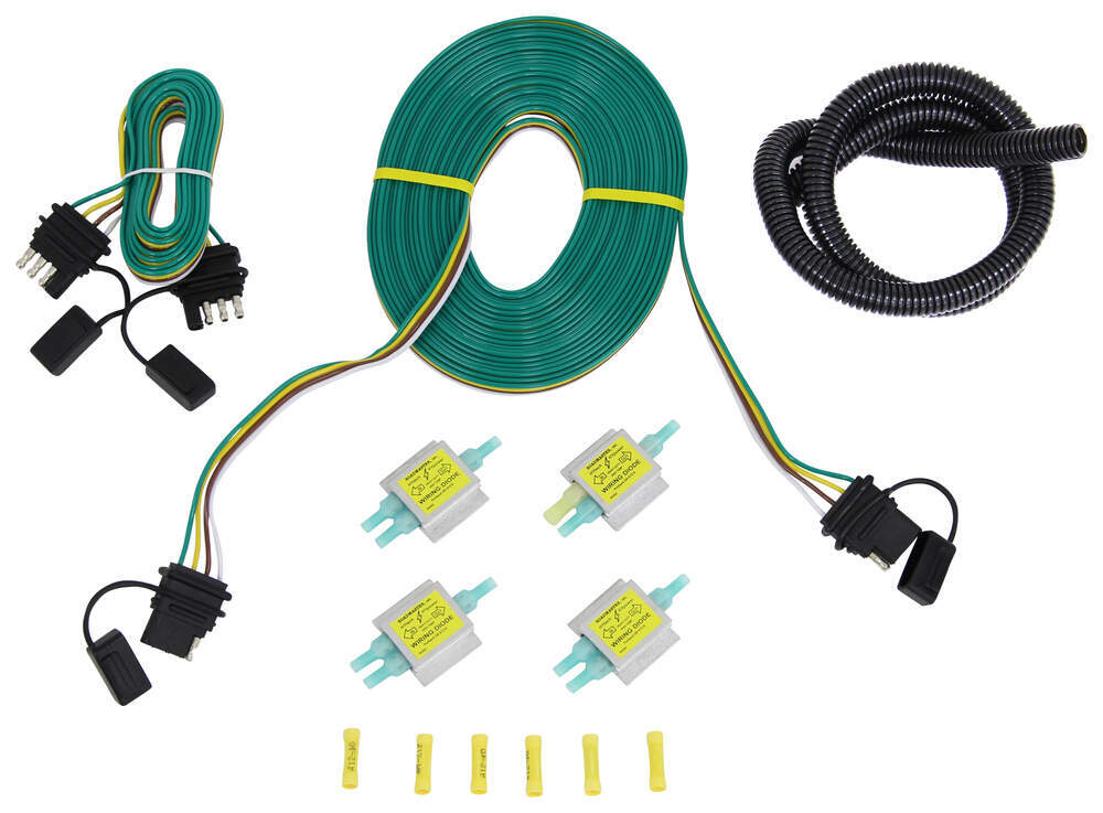 roadmaster universal hy power diode wiring kit roadmaster tow bar rh etrailer com