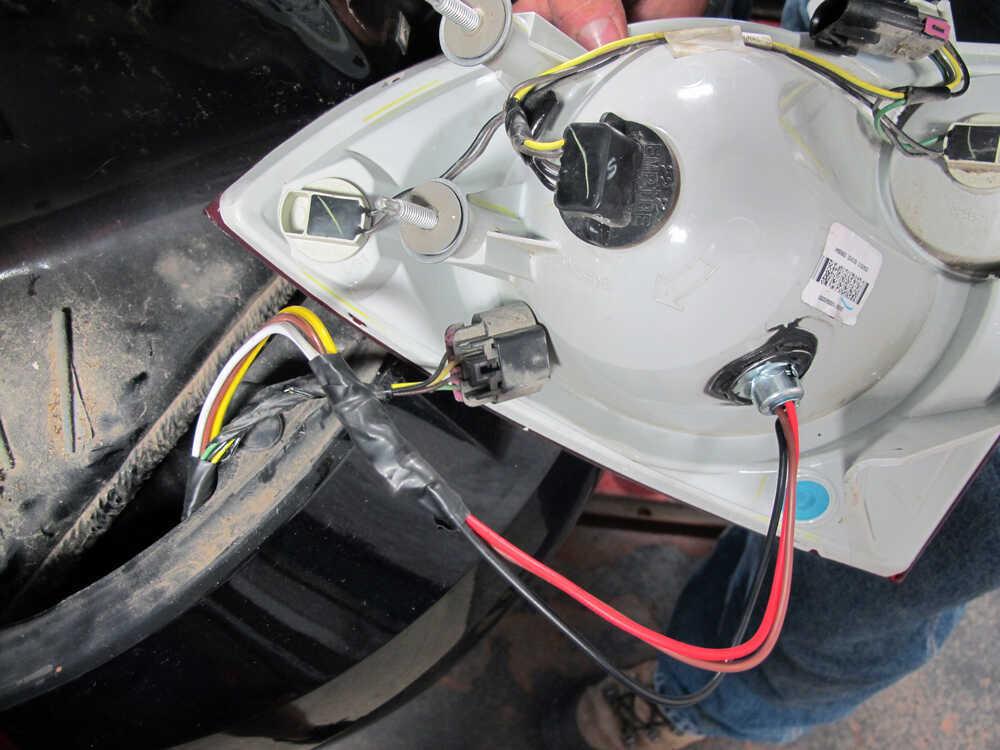 chevy cobalt tail light wiring harness 2003 chevy silverado tail light wiring harness compare roadmaster bulb vs blue ox tail light   etrailer.com