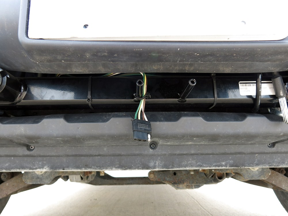 2006 Jeep Liberty Tow Bar Wiring