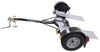 roadmaster trailers tow dolly 136l x 94w inch with self-steering wheels and electric brakes - 4 380 lbs