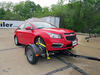 Roadmaster Tow Dolly with Self-Steering Wheels and Electric Brakes - 4,380 lbs 2 Inch Ball Coupler RM-2000-1 on 2016 Chevrolet Cruze