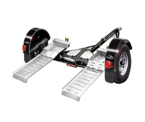 Car Wheel Dolly >> Roadmaster Tow Dolly with Self-Steering Wheels and ...