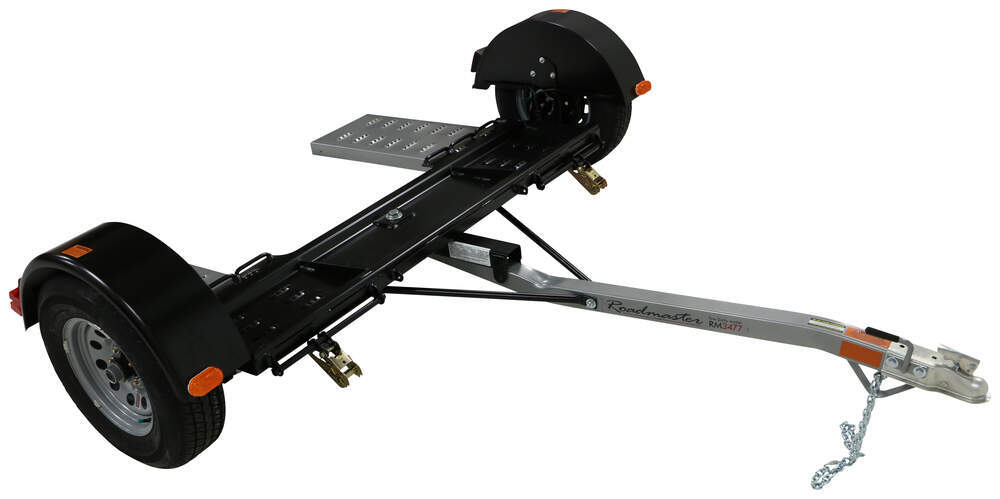 Roadmaster Tow Dolly With Electric Brakes