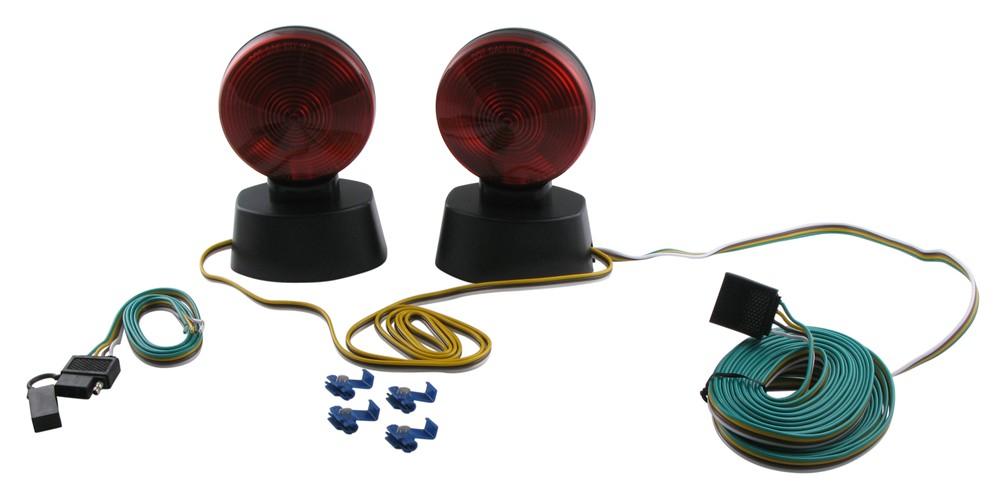 roadmaster standard magnetic tow lights roadmaster tow bar. Black Bedroom Furniture Sets. Home Design Ideas