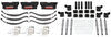roadmaster trailer leaf spring suspension replacement system rm-2470-2580-3
