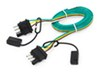 RM-300150-00 - 4 Flat to 4 Flat Roadmaster Tow Bar Wiring