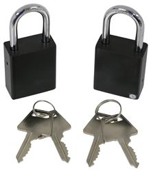 Quick-Disconnect Padlocks for Roadmaster Tow Bars - Qty 2