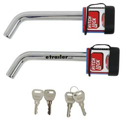 Roadmaster Trailer Hitch Locks, Keyed Alike (Qty 2)