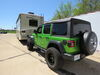 "Roadmaster BlackHawk 2 All Terrain, Non-Binding Tow Bar - Motorhome Mount - 2"" Hitch - 10K Stores on RV RM-422 on 2018 Jeep JL Wrangler Unlimited"
