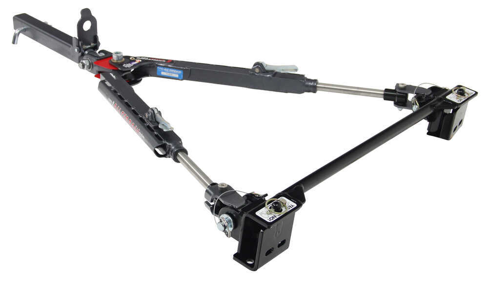 RM-422 - Telescoping Roadmaster Tow Bars