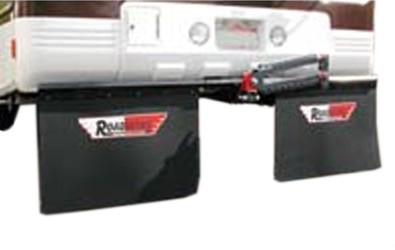Roadmaster Roadwing Removable Expandable Mud Flap System