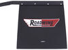 "RoadMaster RoadWing Removable Mud Flap System for Full Size Trucks - 77"" Wide Rubber RM-4400"