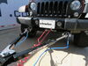 "Roadmaster Falcon 2 Tow Bar - Motorhome Mount - 2"" Hitch - 6,000 lbs Roadmaster - Crossbar Style,Roadmaster - Direct Connect RM-520 on 2014 Jeep"