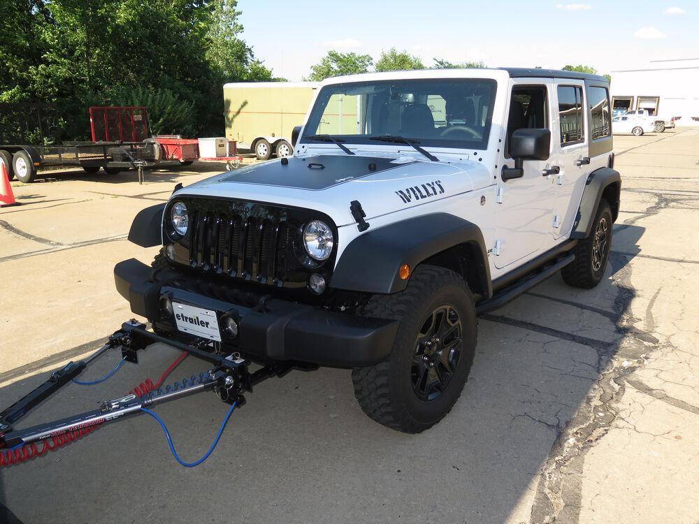 2007 Jeep Wrangler Roadmaster Falcon All Terrain Non