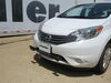 Roadmaster Crossbar-Style Base Plate Kit - Removable Arms Twist Lock Attachment RM-52357-4A on 2016 Nissan Versa Note