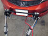 Roadmaster Aluminum Tow Bars - RM-576 on 2012 Honda Fit