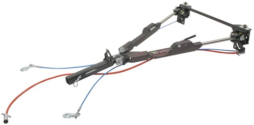 roadmaster tow bars - crossbar style stores on rv sterling all terrain non-binding bar motorhome mount 2 inch hitch 8k