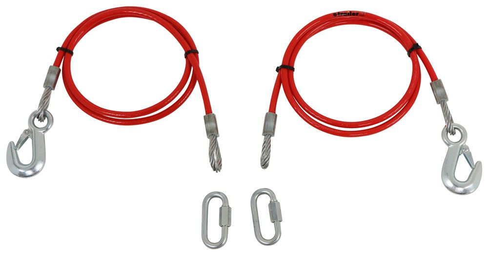 RM-649 - 10000 lbs GTW Roadmaster Safety Cables
