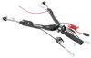 Roadmaster Nighthawk All Terrain, Non-Binding Tow Bar w/ LED Lights - RV Mount - 8K