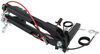 roadmaster tow bars hitch mount style telescoping nighthawk all terrain non-binding bar w/ led lights - rv 8k