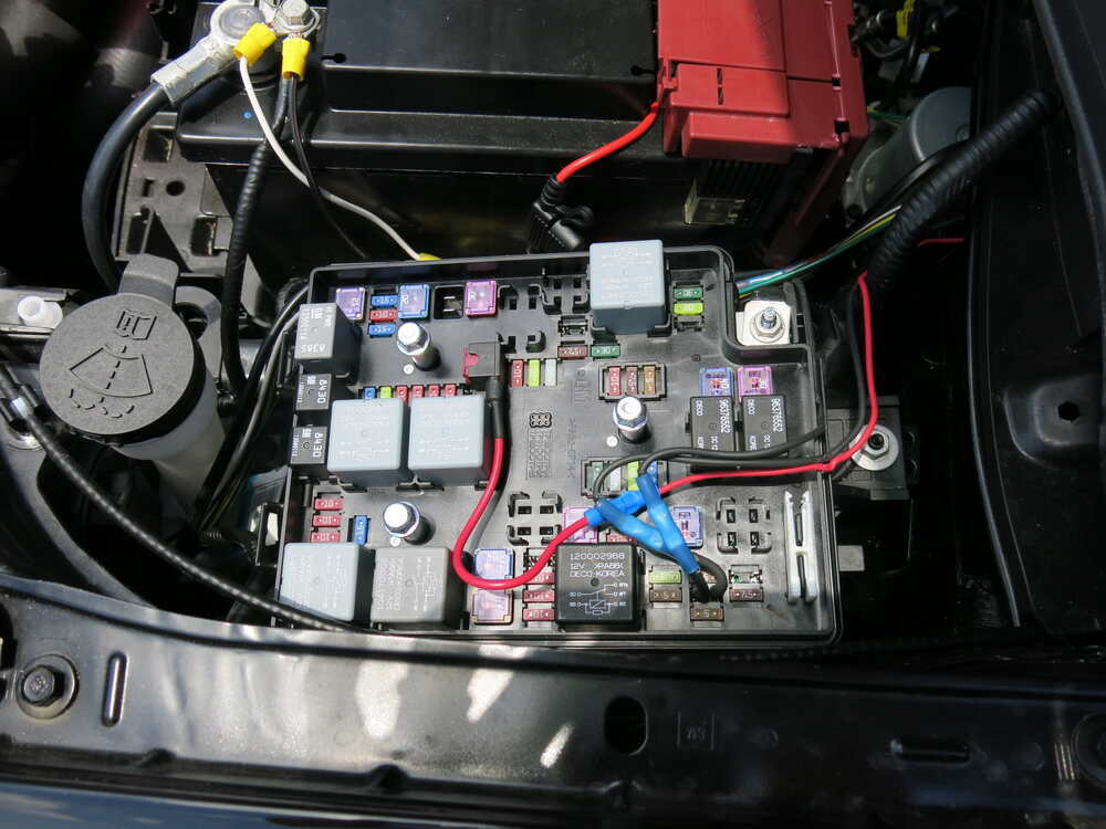 Trailer Wiring Harness Installation 2015 Chevrolet Sonic ... on toyota trailer wiring harness, nissan trailer wiring harness, honda trailer wiring harness, gmc trailer wiring harness, land rover trailer wiring harness, volvo trailer wiring harness, audi trailer wiring harness,