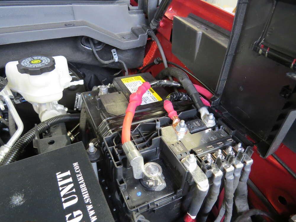 2016 Chevrolet Colorado Roadmaster Automatic Battery