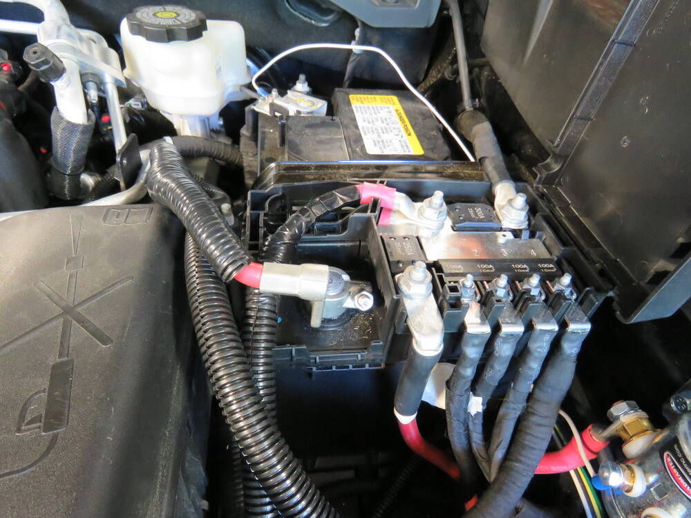 Chevrolet Colorado Roadmaster Automatic Battery Disconnect ...
