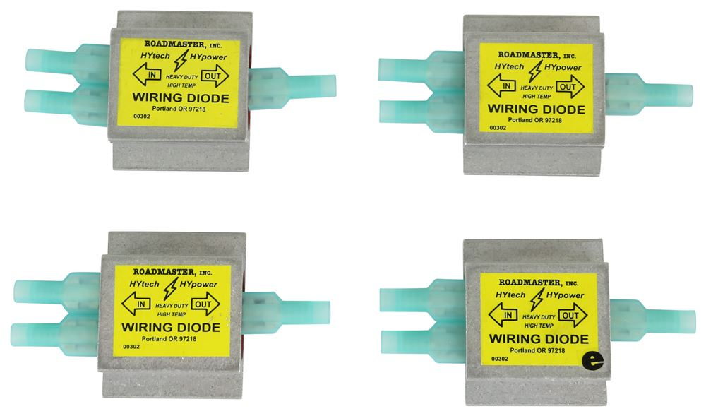 Automotive Roadmaster Inc 794 Four Roadmaster Hy-Power Diodes