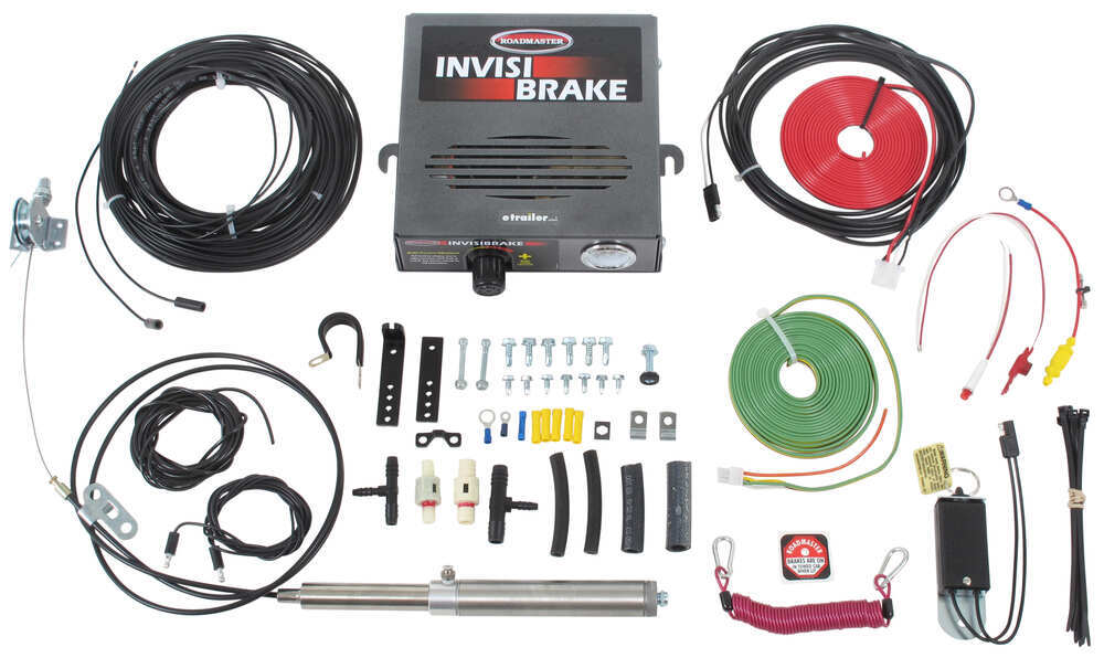 Roadmaster Pre-Set System Tow Bar Braking Systems - RM-8700