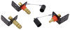 roadmaster tow bar braking systems brake fixed system brakemaster w pressure reducer for rvs air or over hydraulic brakes - proportional