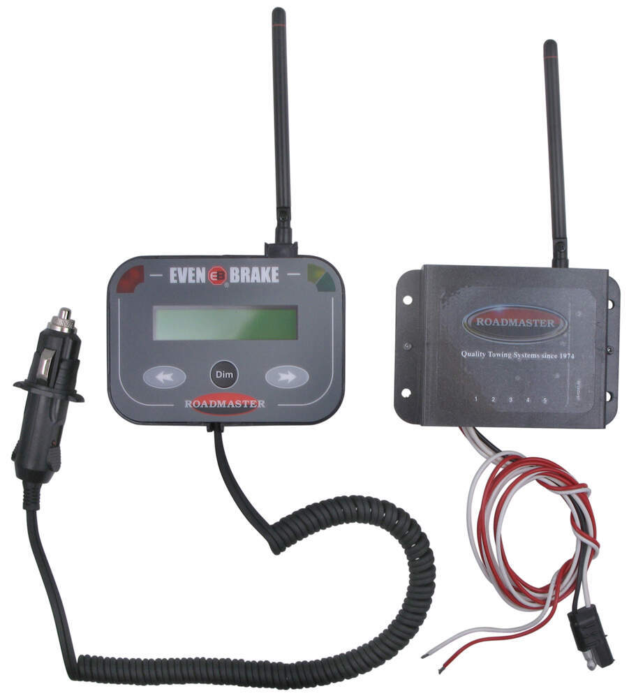 Roadmaster Brake Monitoring System Accessories and Parts - RM-9430