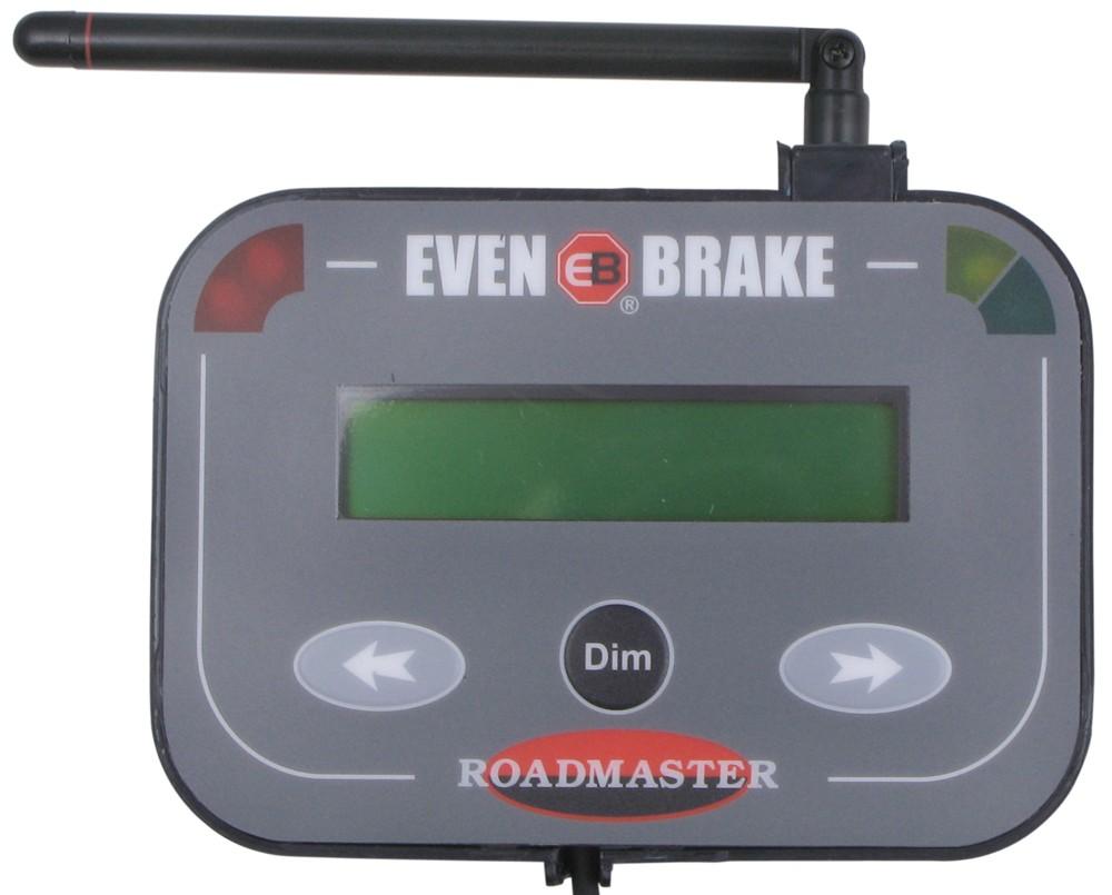 Trailer Brake Wiring >> RoadMaster Even Brake Transmitter and Receiver Roadmaster ...