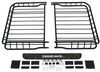 Roof Basket RMCB02 - Black - Rhino Rack