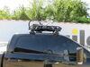 "Rhino-Rack Roof Mounted Steel Cargo Basket - 47"" Long x 35"" Wide - 165 lbs Small Capacity RMCB"