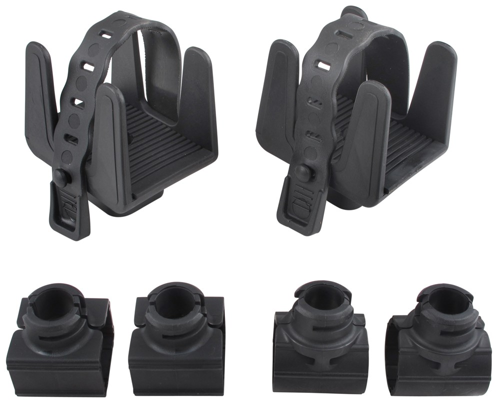 Compare rhino rack multipurpose vs mounting kit for for Thule fishing rod holder