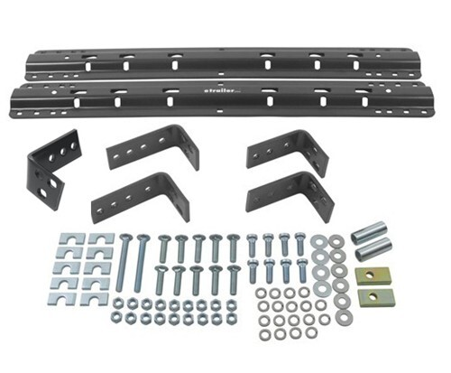 Reese SemiCustom Base Rail and Installation Kit for 5th