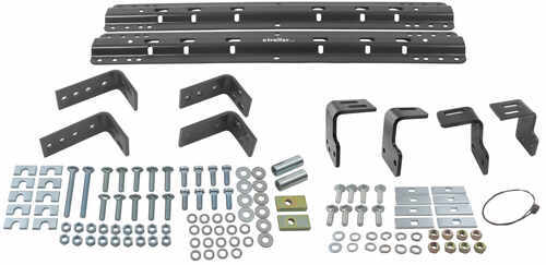 reese universal base rails and installation kit for 5th