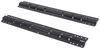 Reese Universal Base Rails and Installation Kit for 5th Wheel Trailer Hitches - 10 Bolt Above the Bed RP30035