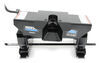 Reese 5th Wheel Trailer Hitch w/ Square Tube Slider - Dual Jaw - 16,000 lbs 15 - 18 Inch Tall RP30051