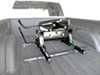Reese 5th Wheel Trailer Hitch w/ Round Tube Slider - Single Jaw - 20,000 lbs 20000 lbs GTW RP30083