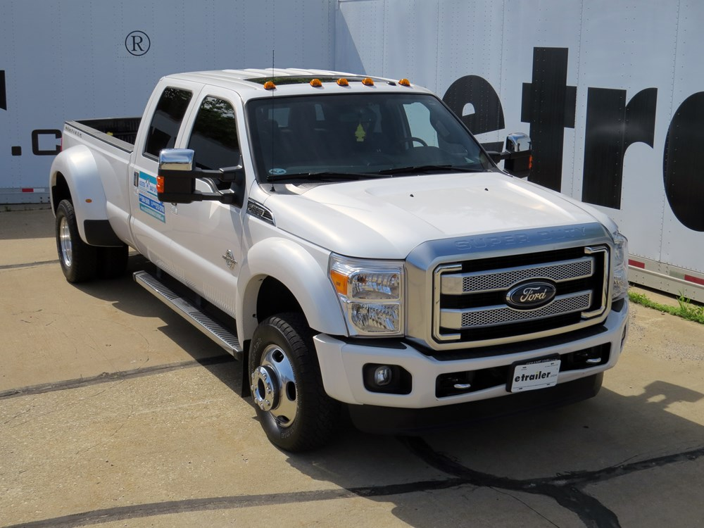 2012 Ford F-250 And F-350 Super Duty Gooseneck