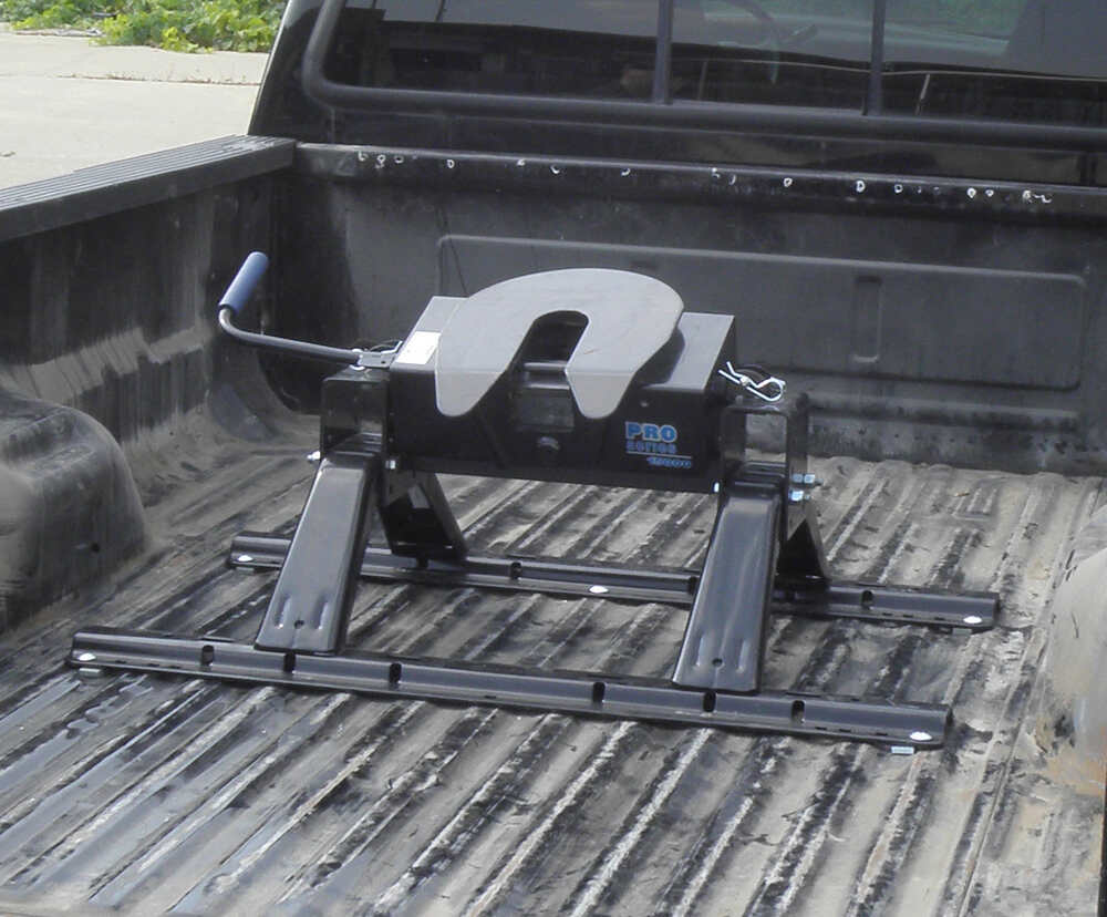 Reese Quick Install Custom Base Rails And Installation Kit