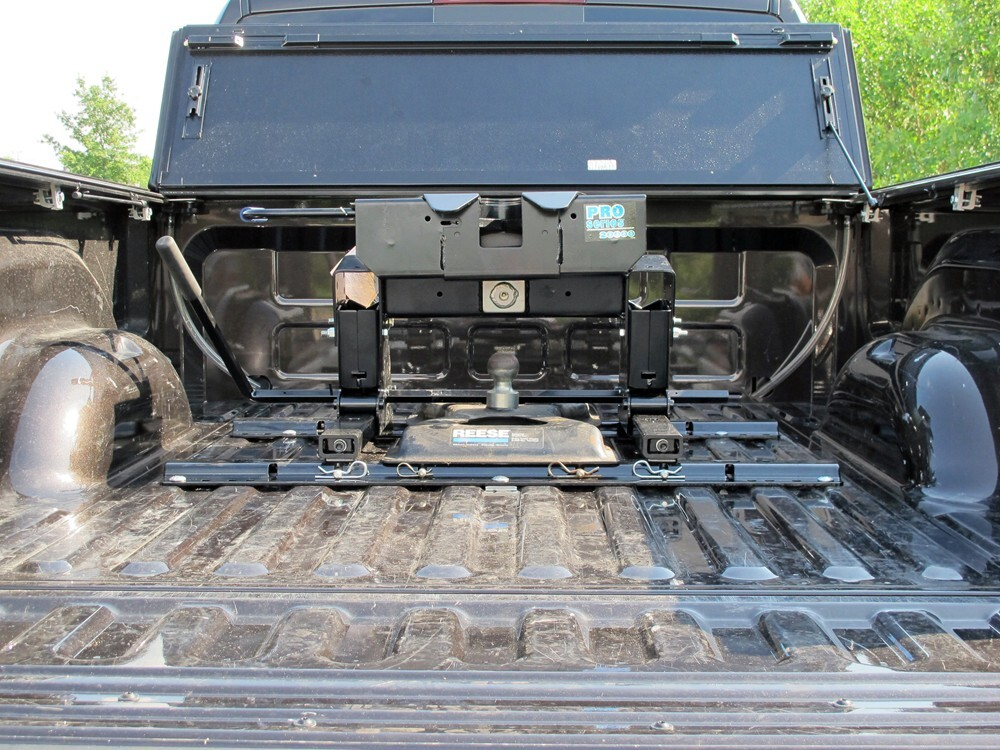 2011 Dodge Ram Pickup Fifth Wheel Installation Kit