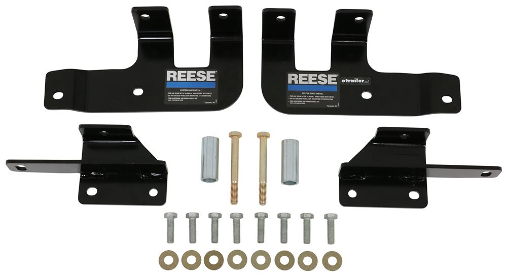 Accessories and Parts RP56009 - Brackets - Reese