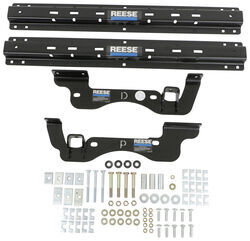 Reese Quick-Install Custom Base Rails and Outboard Installation Kit for 5th Wheel Trailer Hitches